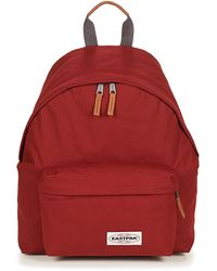 BRAND NEW J.CREW X EASTPAK PADDED PAK/'R OPGRADE CAMO RED SUEDE VISVIM BACKPACK