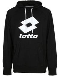 Lotto Leggenda 211478 Sweatshirt - Black