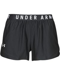 Under Armour Training - Play Up - Short 3.0 - Paars