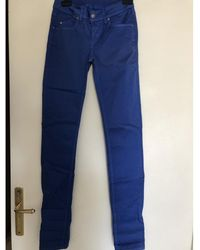 School Rag Pantalon skinny bleu roi T 24 Jeans skinny