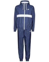 Nike Trainingspak Sportswear - Blauw
