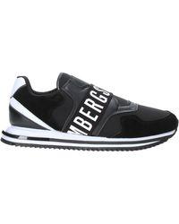 Bikkembergs Sneakers B4bkm0053 - Zwart