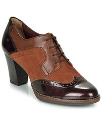 Tamaris Low Boots Fee - Bruin
