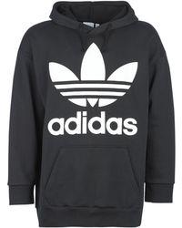 adidas Originals ' X Palace' Sweatshirt in Black for Men Lyst