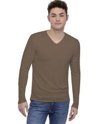 """Rendez-vous Paris SAMUEL-3-"""" T-shirt - Marron"""