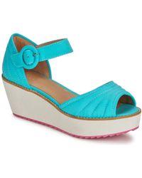 Shellys London | Kulich Women's Sandals In Multicolour | Lyst