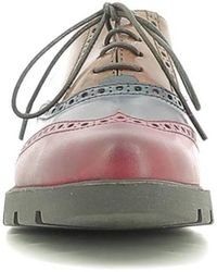 The Flexx B234/03 Chaussures - Rouge
