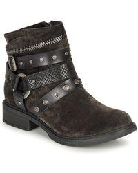 Blowfish Malibu VIOLAH femmes Boots en Noir