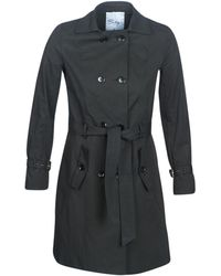 Betty London Trenchcoat Jivelu - Zwart