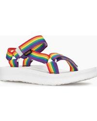 Teva Midform Universal Women's Sandales - Multicolore
