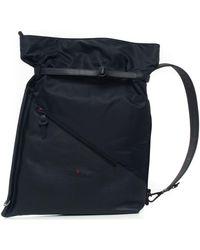 Kiton UBSACK-N0080801 Sac à dos - Noir