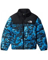 The North Face Doudoune Nuptse 1996 - Bleu