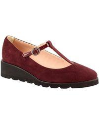 Leonardo Shoes 2359 Bordo Smart / Formal Shoes - Red