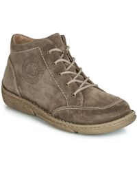 Josef Seibel NEELE 01 Boots - Marron