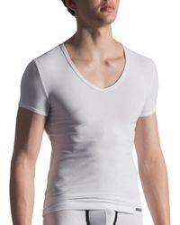 MANSTORE Tee-Shirt M811 T-shirt - Blanc