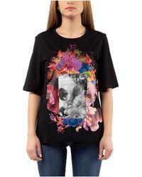 Roberto Cavalli - DONNA T-shirt - Lyst