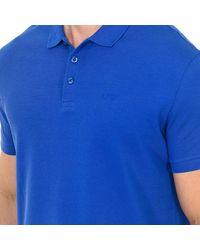 Armani Jeans Polo Polo manga corta - Azul
