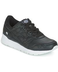 Asics Lage Sneakers Gel-lyte - Zwart