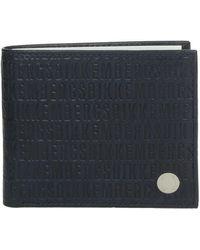 Bikkembergs Portemonnee 773053 - Blauw