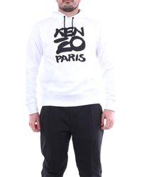 KENZO - Sweater 8sw1654me - Lyst