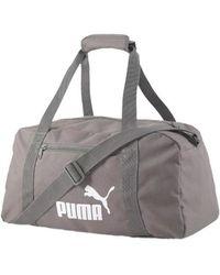 PUMA Bolsa de deporte Phase Sports Bag - Gris