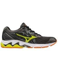 Mizuno - Wave Inspire 14 Men's Shoes (trainers) In Black - Lyst