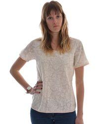 B.Young 7488 - nanet T-shirt - Rose