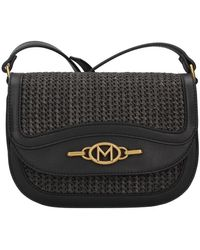 Marella Amadeus Shoulder Bag - Noir