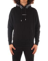 Calvin Klein Sweater K10k107315 - Zwart