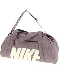 Nike Gym club training sac w Sac de sport - Violet