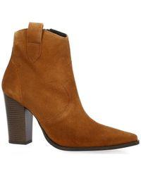 Vidi Studio - Boots Boots cuir velours - Lyst