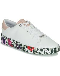 Ted Baker Lage Sneakers Weni - Wit