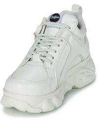 Buffalo Sneakers Basse Corin - Bianco