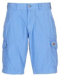 Napapijri Shorts PORTES - Blau