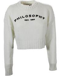 Philosophy 0927 0703A0001 Pull - Blanc