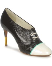 Michel Perry - 12691 Women's Low Boots In Black - Lyst