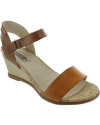 Pikolinos - W3r-1643 Women's Sandals In Brown - Lyst