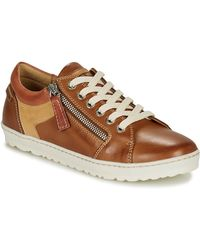 Pikolinos Sneakers Basse Lagos 901 - Marrone