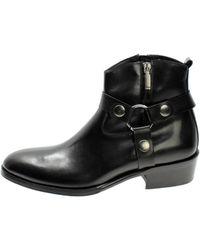 Sangue D157 Boots - Noir