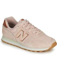 New Balance Lage Sneakers 373 - Roze