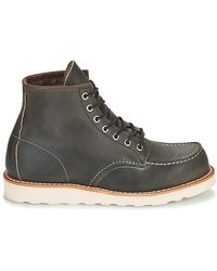Red Wing Boots - Noir
