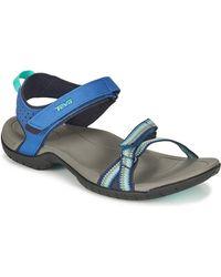 Teva Sandalen Verra - Blauw