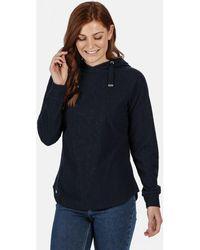 Regatta Callidora Fleece Sweatshirt - Blue