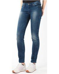 Wrangler Jeans Hailey Slim W22T-XB-23C - Azul