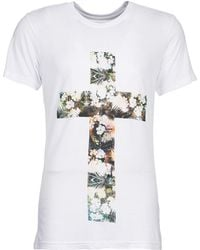 ELEVEN PARIS - Dawer M Men's T Shirt In White - Lyst
