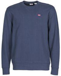 Levi's - Sweater Levis New Original Crew - Lyst