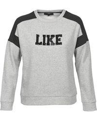 American Retro Sweater Rafi - Grijs