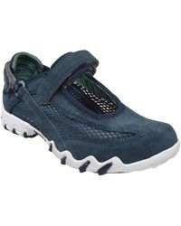 Allrounder By Mephisto Niro filet Chaussures - Bleu