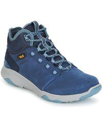 Teva Hoge Sneakers Arrowood 2 Mid - Blauw