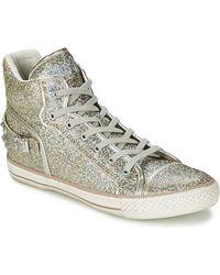 Ash Hoge Sneakers Vertigo - Grijs